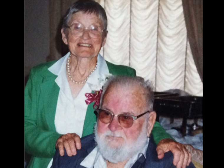 Scholarship established in memory of late MSU professor, spouse