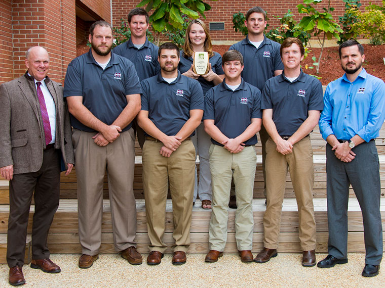 MSU forestry student group again places first nationally