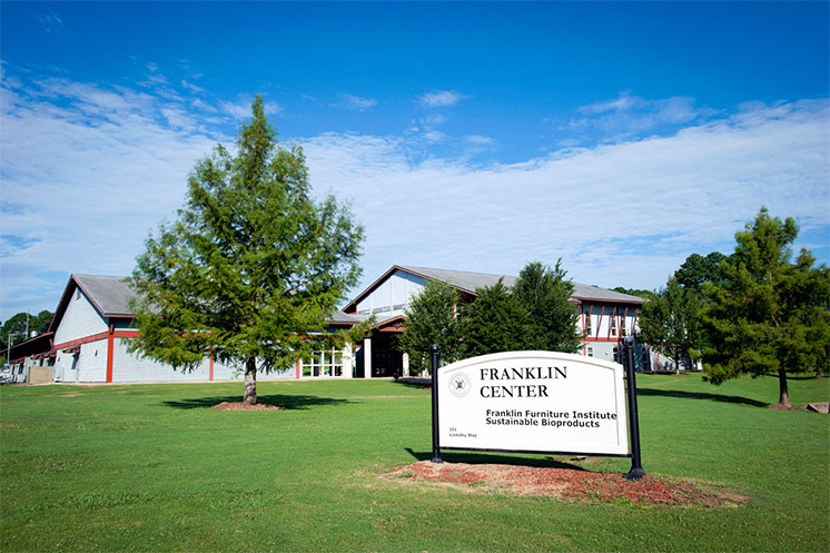 MSU's reorganized Franklin Furniture Institute continues to support industry, contribute research and drive innovation