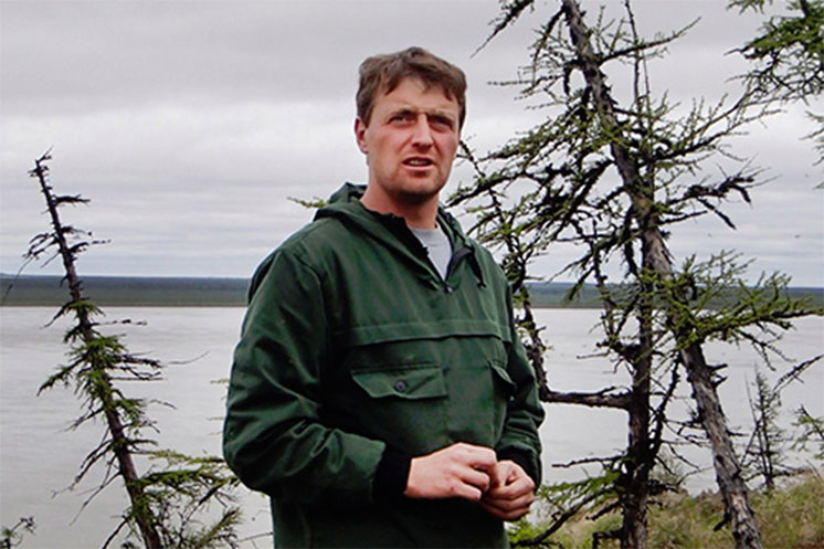 Siberian rewilding expert to speak Dec. 8 at MSU