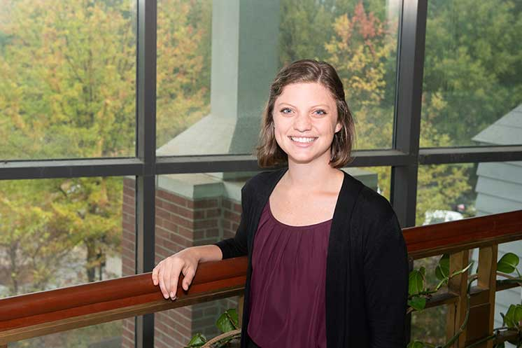Seamon selected first RMS forestry scholar at MSU