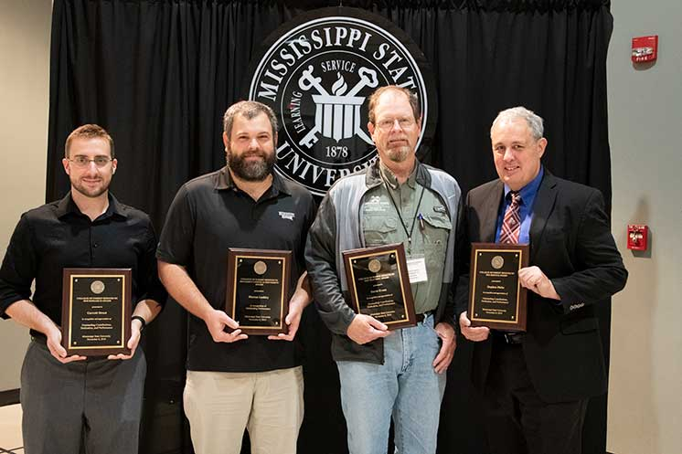 MSU's College of Forest Resources honors faculty, staff at annual awards ceremony