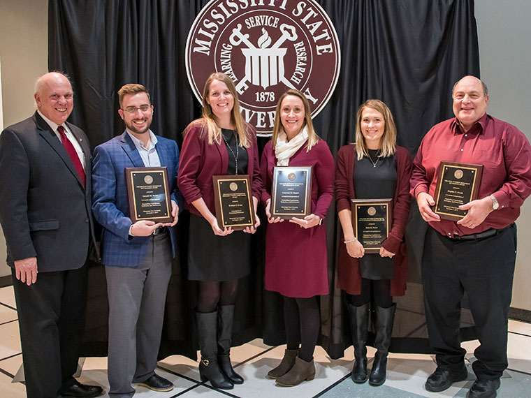 MSU's College of Forest Resources recognizes excellence in faculty, staff