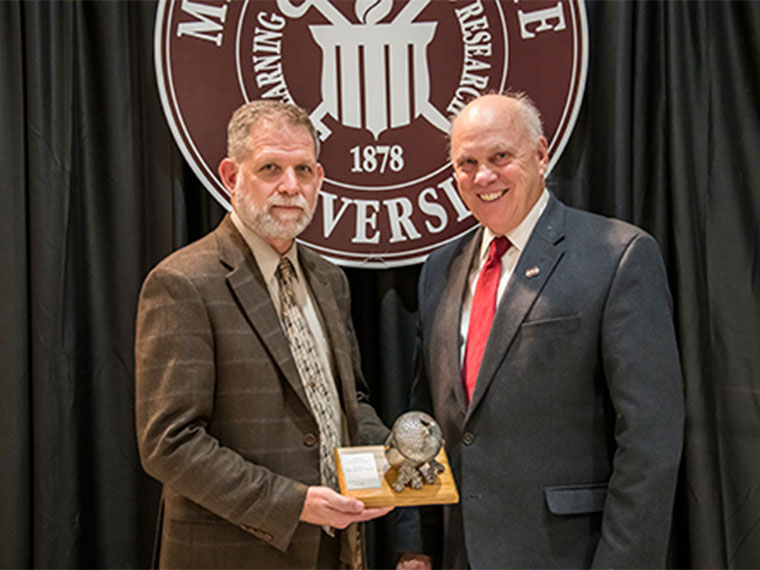 MSU's Kevin Hunt named Sharp Professor of Human Dimensions