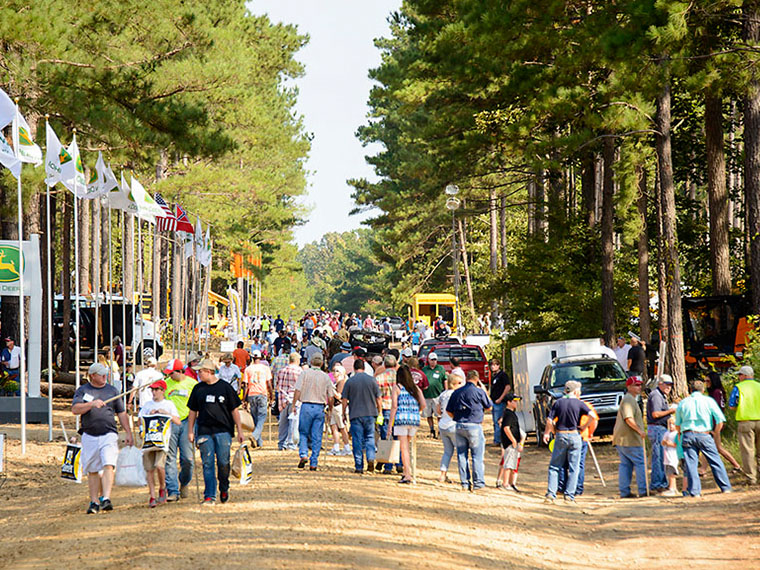 Longest-running, live, in-wood equipment show set for Aug. 26-27