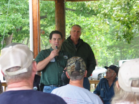 Usda nrcs bobwhite restoration project for Mississippi game and fish